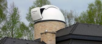 Domowe obserwatorium astronomiczne