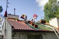 Remont dachu skośnego