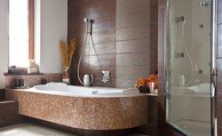 8 projektów łazienek z wanną i prysznicem - o powierzchni od 4 do 10 mkw.