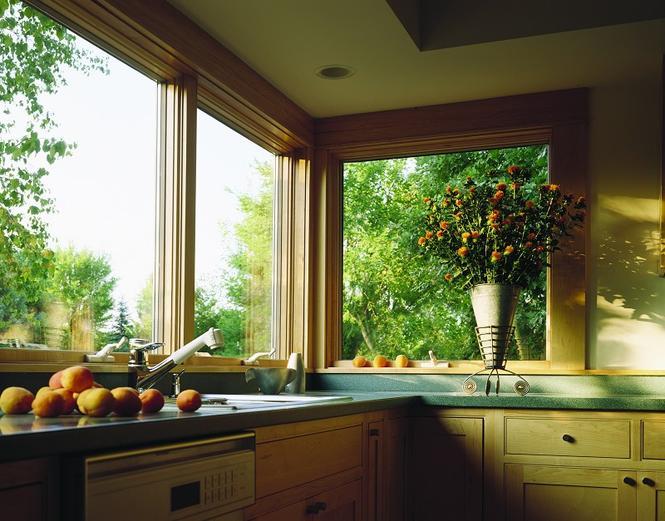 Okno do kuchni