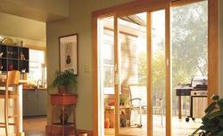 Trzy rodzaje drzwi tarsowych. Drzwi rozwieralno-uchylne, drzwi podnoszono-przesuwne i uchylno-przesuwne