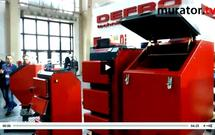 Nowy kocioł na paliwa stałe Defro