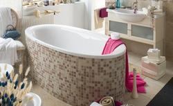 Remont łazienki: odnawiamy podłogę i ściany