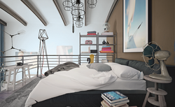 Aranżacja sypialni - barwy sprzyjające dobremu wypoczynkowi