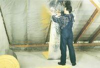 Izolacja dachów skośnych i dachów płaskich wełną mineralną