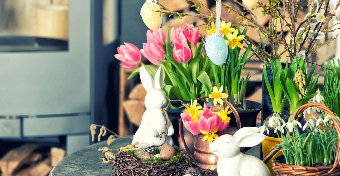Ozdoby i dekoracje wiosenne