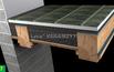 Wykonanie posadzki na stropie drewnianym