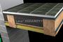Wykonanie izolacji stropu drewnianego z wełny mineralnej