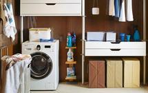 Jak zaplanować w domu zaplecze gospodarcze: garderoba, spiżarnia, schowki