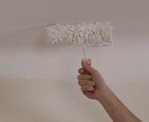 Jak malować ściany i sufit. Poradnik