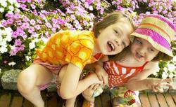 Dzieci w ogrodzie przydomowym - czego dzieci mogą się nauczyć w ogrodzie