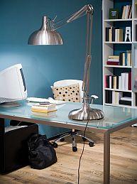 Duża lampa na biurko