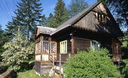 Dom z bali. Przenoszenie domu drewnianego