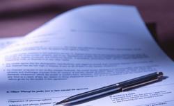 Umowy budowlane: wzór umowy z wykonawcą